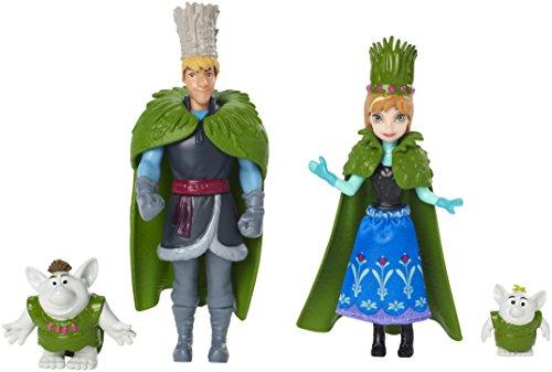 Disney Frozen Coffret Cadeau de Mariage Troll.