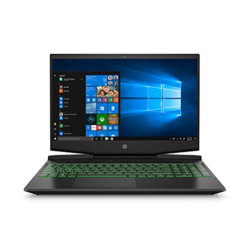 New 2020 HP Pavilion Gaming Laptop 15.6' FHD 1080p Core i5-9300H NVIDIA GTX 1050 3GB 8GB RAM 256GB SSD Windows 10