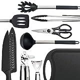 Pak Kitchen Utensils Set, Kitchen Gadgets, Silicone Cooking Utensils Set, Silicone Kitchen Utensil...
