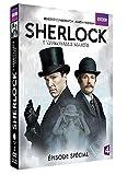 414Md6CNJQS. SL160  - Benedict Cumberbatch s'affiche avec un nouveau partenaire pour Sherlock Saison 4