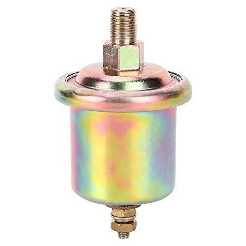 3015237 Transmisor de presión de aceite eléctrico de barrido corto, sensor de interruptor de presión de aceite de motor de coche de 1/8 NPT