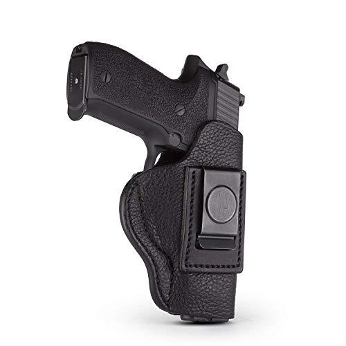 1791 GUNLEATHER Premium Leather Sig P226 Holster - IWB CCW Holster - Right Handed Leather Gun Holster - Fits SIG P226, P229, P228, P239, P220 (SCH 4)