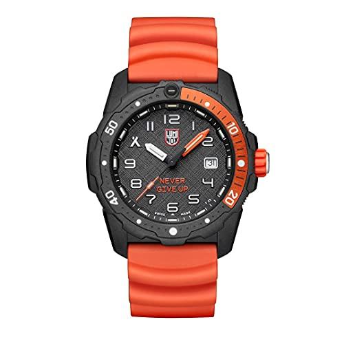 Luminox Reloj Analógico para Unisex Adulto de Automático con Correa en Acero Inoxidable XB.3729.NGU