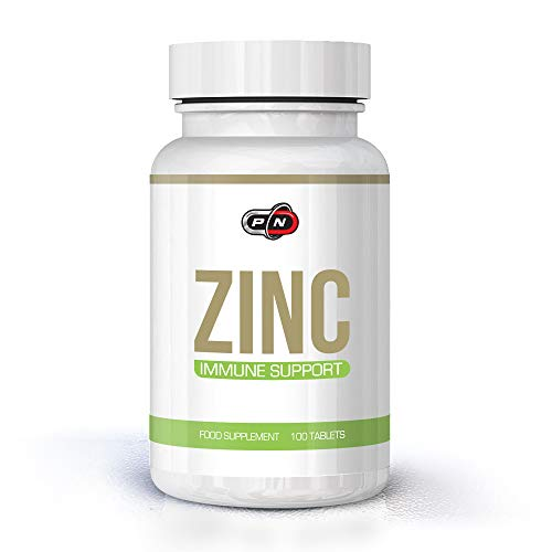 ZINC Picolinate 25mg 50mg Supplement 100 Vegan Tablets Promotes Strong Immune System Supports Detoxification Essential Mineral for Normal Skin Hair Nails Bones Vision 50 100 Servings