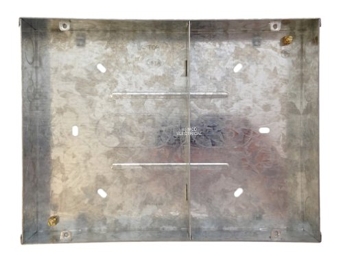 Deta DB184 Flush Back Box for use with Multimedia Lounge Plate