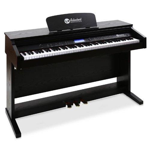 Schubert piano digital de pared