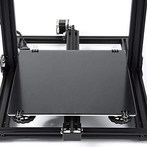 CCTREE Creality UpgradedUltrabase Heatbed und Glasplattform für 3D Drucker Ender 3 Ender 3 Pro, Ender 3 X