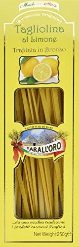 Taralloro Nudeln Tagliolina Limone, 1er Pack (1 x 250 g)