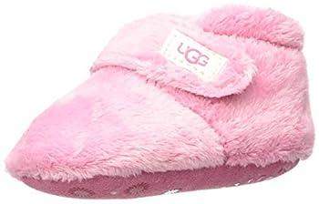 UGG Baby Girls Bixbee Ankle Boot Bubblegum 0-1 Infant