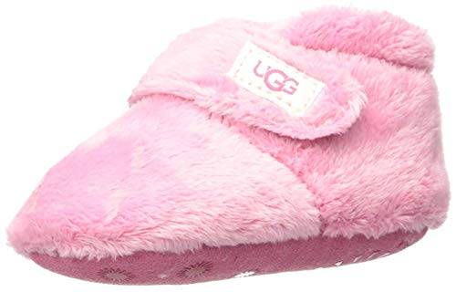 UGG baby girls Bixbee Ankle Boot, Bubblegum, 0-1 Infant US