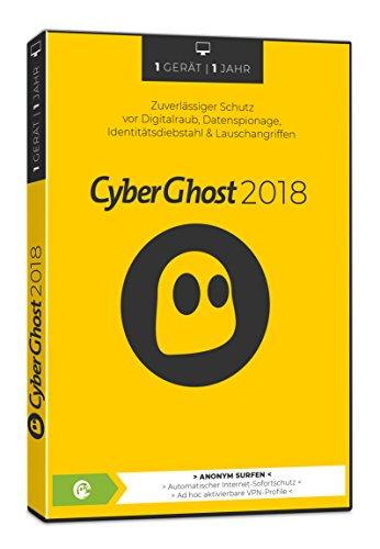 CyberGhost 7 (1-Platz) [Edizione: Germania]