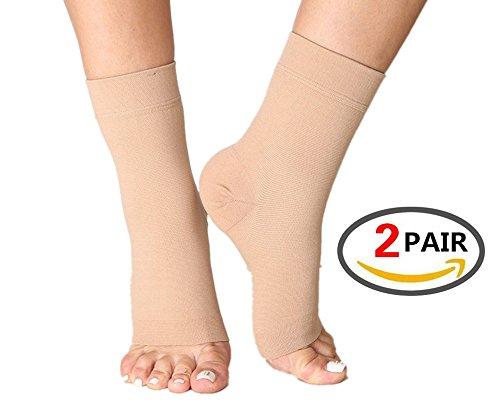 PINSHUN SPORT Fascitis Plantar calcetines con arco