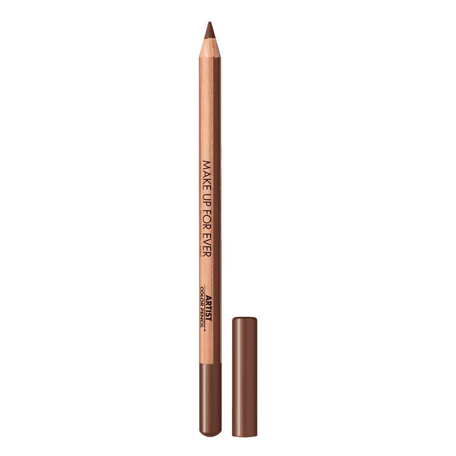 謝罪救出恒久的メイクアップフォーエバー Artist Color Pencil - # 608 Limitless Brown 1.41g/0.04oz並行輸入品