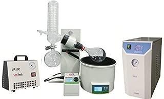 LabTech Rotary Evaporator Bundle: Includes Rotary Evaporator EV311 / Chiller 500W / Vacuum Pump, 115V, 60Hz: One Low Price