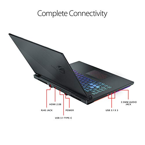 15.6-inch Asus ROG Strix G GL531GV 120Hz IPS Full HD Core i7-9750H GeForce RTX 2060 (2019)