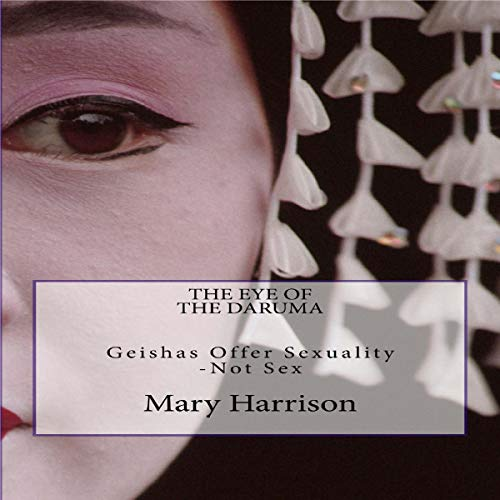 The Eye of the Daruma audiobook cover art