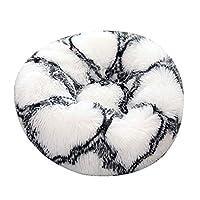 犬ベッド 猫ベッド 子犬 猫用 ペットクッション ペットふわふわ もこもこ 暖かい 滑り止め 防寒 寒さ対策 洗える 猫用 小型犬用 ペット用品 ,大型、中型、小型のペットに適しています(40色はオプション)