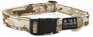 Cozy Critter USMC Digital Camouflage Dog Collar