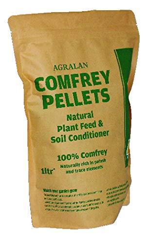 Organic Comfrey Pellets Natural Garden Plant Vegetable Flower Fertiliser...