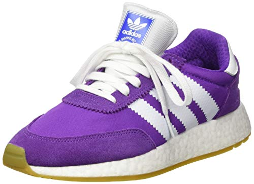 adidas I-5923 W Scarpe da ginnastica Donna, Rosso (Active Purple/Ftwr White/Gum 3 Active Purple/Ftwr White/Gum 3), 36 EU (3.5 UK)