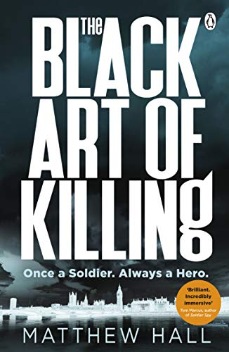 The Black Art of Killing: The most explosive thriller you'll read this year