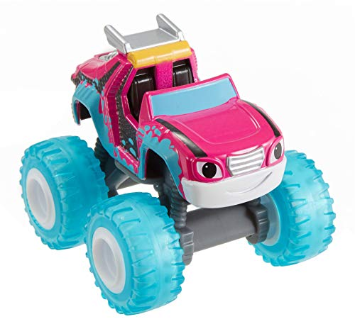 Blaze and the Monster Machines Fisher-Price Die Cast Vehicle - Water Rider Watts