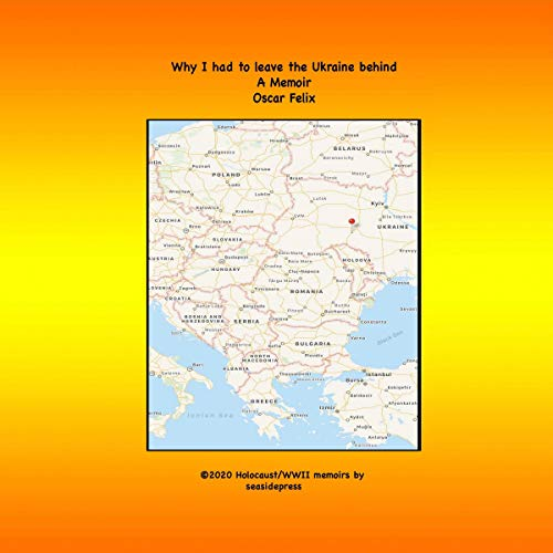Couverture de Why I Had to Leave the Ukraine Behind