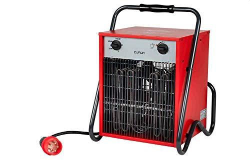 Heizlüfter Bauheizung Bauheizer Elektroheizung 15000 W EK15002