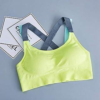 BEESCLOVER Summer Cool Cold Cycling Vest Sport Bras Cross Straps Quick Dry Fitness MTB Bike Underwear Sleep Vest Seamless Bras