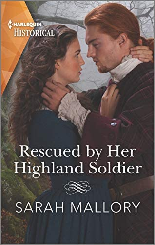 Rescued by Her Highland Soldier A Historical Romance Award Winning Author Lairds of Ardvarrick product image