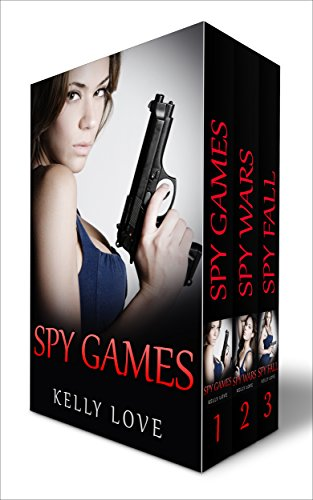 Spy Games Trilogy (Lesbian Romance - Spy Book 1) (English Edition)