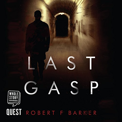 Last Gasp audiobook cover art