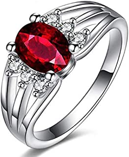 Couple Wedding Ring Jewelry Rings for Women US7