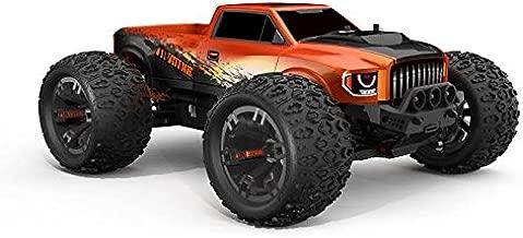Team Redcat TR-MT10E 1/10 Scale Remote Control Monster Truck, Orange