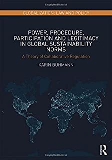 Power, Procedure, Participation and Legitimacy in Global Sustainability Norms: A Theory of Collaborative Regulation