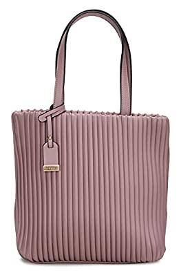 Van Heusen Spring-Summer 21 This Bag is Smooth Finished with Classy Look which Compliments Your Wardrobe (Purple)