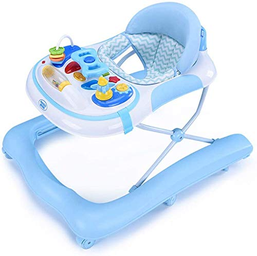 Lowest Prices! ANZRY 6-18 Months Baby Walker Baby Balance First Steps Walker Kids Toddler Early Educ...