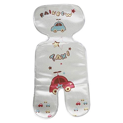 Sperrins Touch-Cooling-Technologie Babyschale, Komfortables Kinderwagenkissen / -pad, Baby-Hochstuhlmatte Taxi-Auto