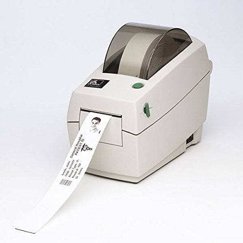 Zebra LP2824 Plus, Thermodirekt Etikettendrucker, EPL/ZPL, Ethernet Interface, inkl. Netzteil (282P-201520-000)