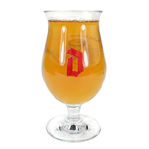 TUFF LUV Duvel Ursprüngliche Bierglas/Gläser/Barbedarf 33cl