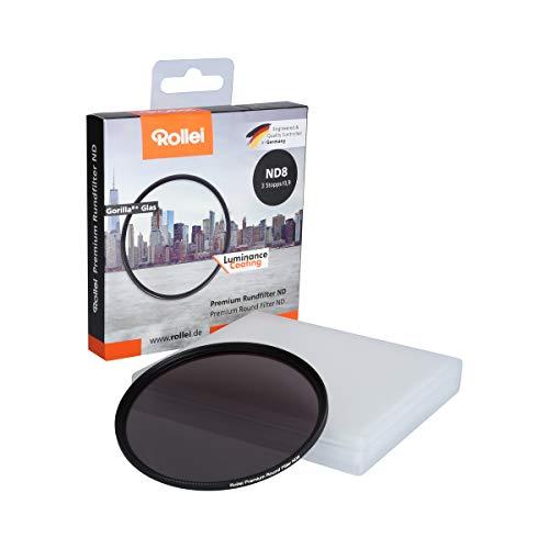 Rollei Graufilter ND8 62mm Premium