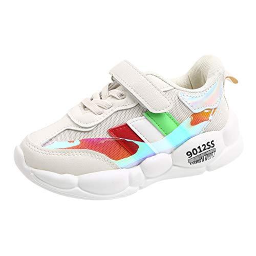 potente para casa Sneaker Sports Verano para Niños y Niñas-Otoño 2019 PAOLIAN Calzado Deportivo Niños Unisex…