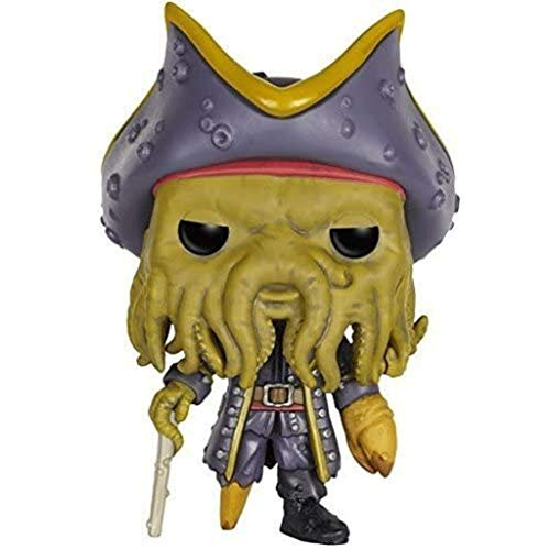 Funko Pop Movie : Pirates of The Caribbean - Davy Jones 3.75inch Vinyl Gift for Movies Fan(Without Box) SuperCollection