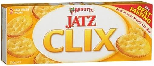 Arnotts Crackers Jatz Clix 250g