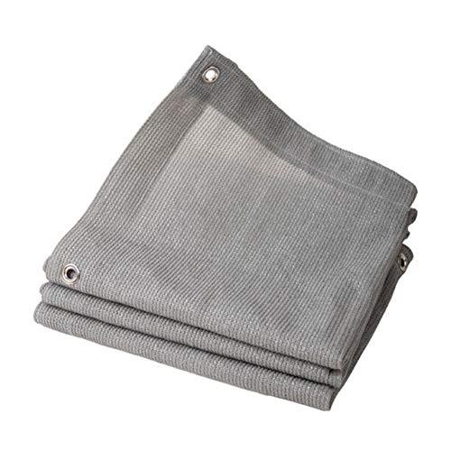 DALL zonneblok schaduw doek 90% UV-bestendige Pergola Cover luifel zon schaduw doek getaped rand met grommets