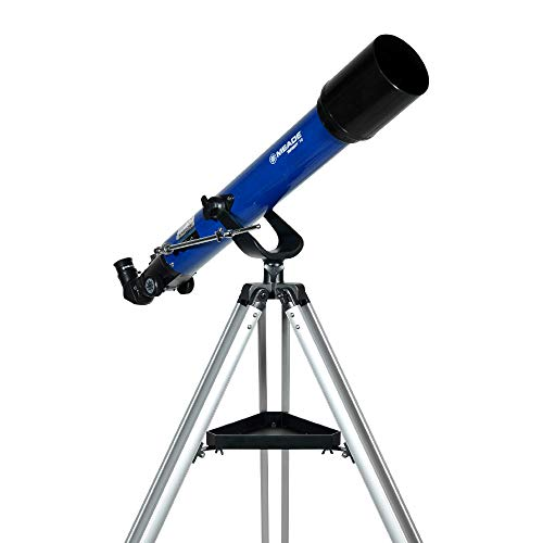 Meade Instruments – Infinity 70mm Aperture, Portable Refracting Astronomy Telescope for Kids & Beginners – Multiple Eyepieces & Accessories Included - Adjustable Alt-azimuth (AZ) Manual Mount