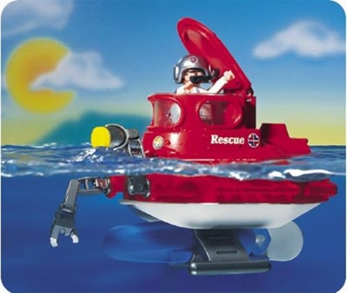PLAYMOBIL 3064 - Expeditions -Tauchboot