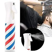 スプレーボトル300 ml理髪水噴霧器ファインミストスプレーボトルヘアツールサロン理髪店理髪ツールヘアスタイリング美容師スタイリストサロンヘアスタイリング水洗浄