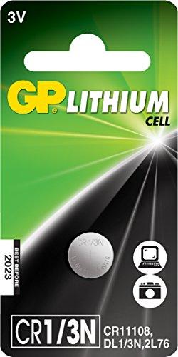 GP Battery VD103118 Pila Litio, Multicolore