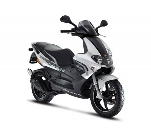 Gilera Runner 50 SP White SOUL